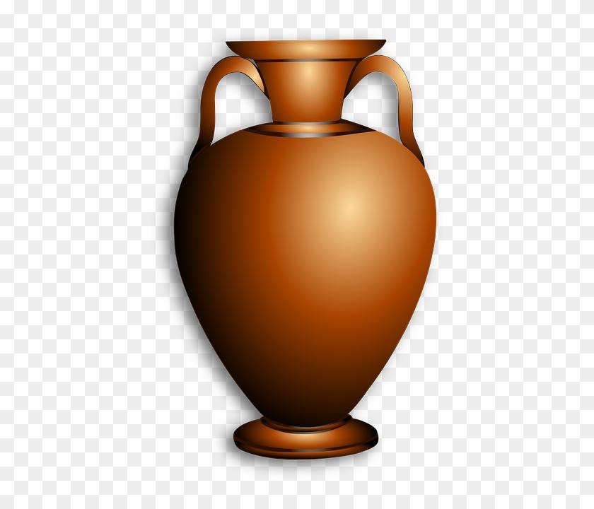 Móveis E Objetos Da Casa - Amphora Clipart #373832