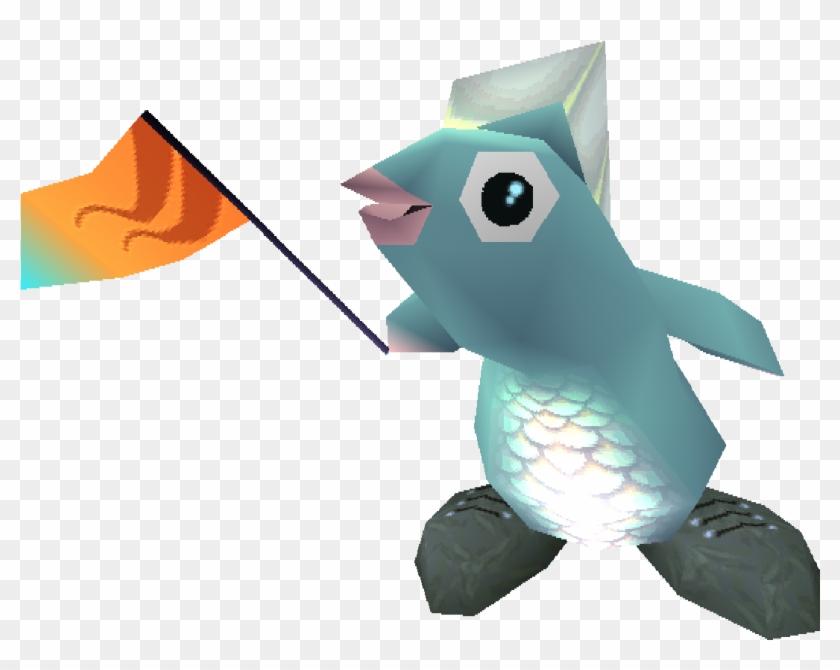 Fish From Spyro - Spyro 2 Fish #373873