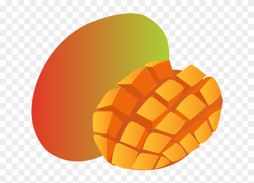 Clipart - Mango Fruit - Mango Clipart Transparent Background #374002
