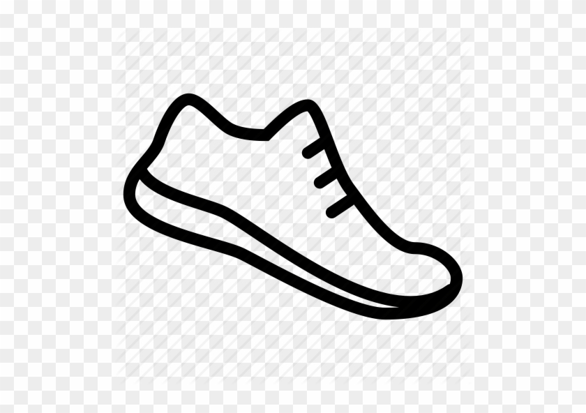 Hobby, Running, Shoes, Speed, Sport, Time, Track Icon , Draw