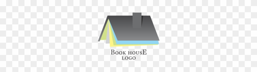Education Book House Logo Inspiration Idea Download - Business Logo With House Design #374242