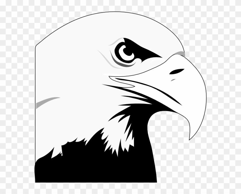 Bald Eagle Bird Ilration Black Png Clipart