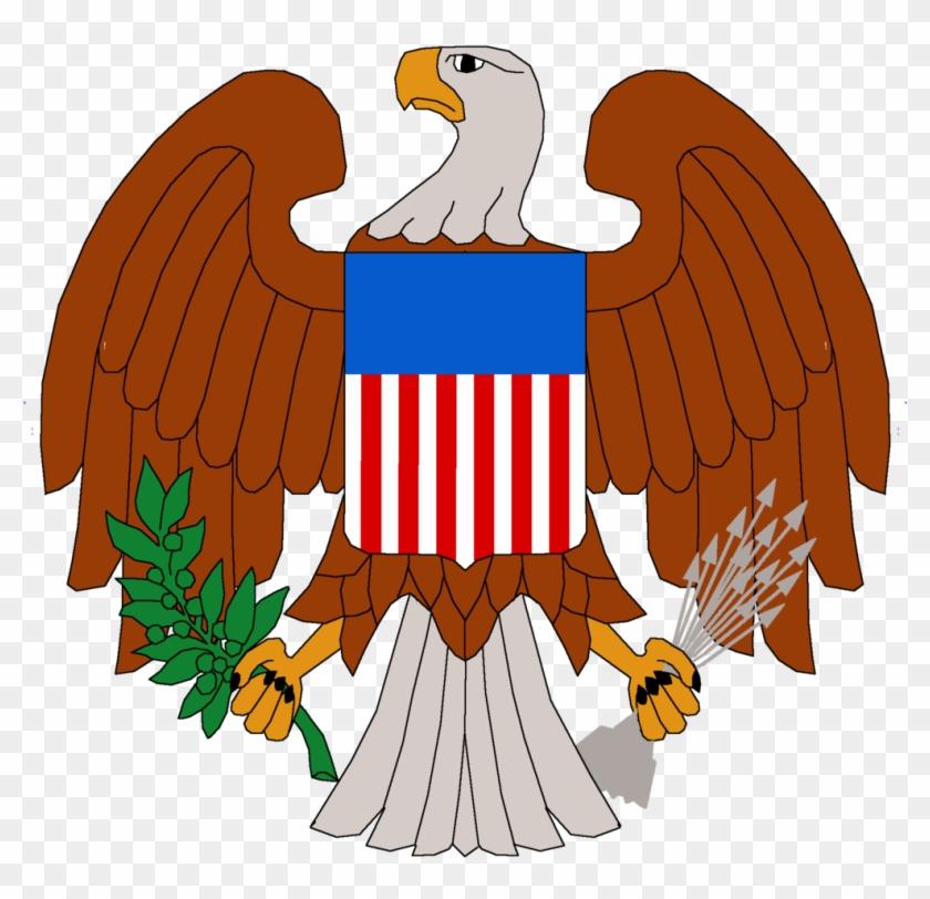 Usa Eagle Version 2 By Samogost Bald Eagle Free Transparent Png