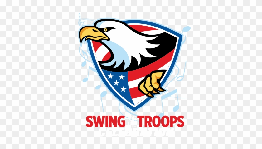 Swing For The Troops Celebration Logo Don T Kneel T Shirt With Usa