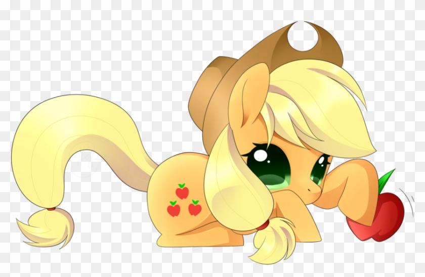 My Little Pony Friendship Is Magic Wallpaper Possibly - My Little Pony Apple Jack Cute #375075