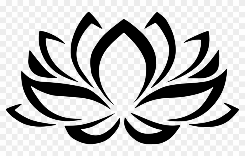 Medium Image Buddhism Lotus Flower Symbol Free Transparent Png