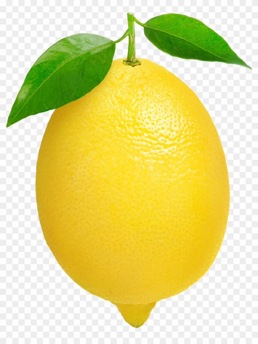 Lemon Clipart Transparent Background - Lemon Png #376160