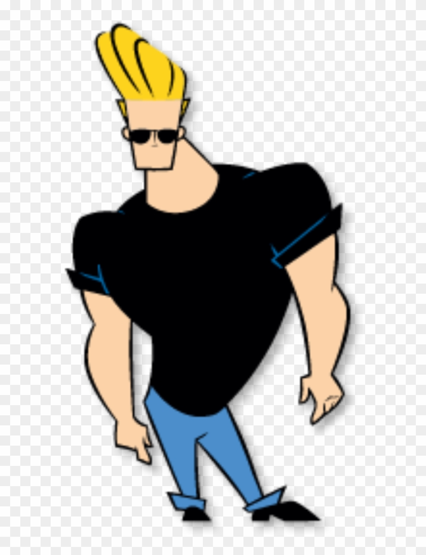 Johnny Bravo Png Free Transparent Png Clipart Images Download