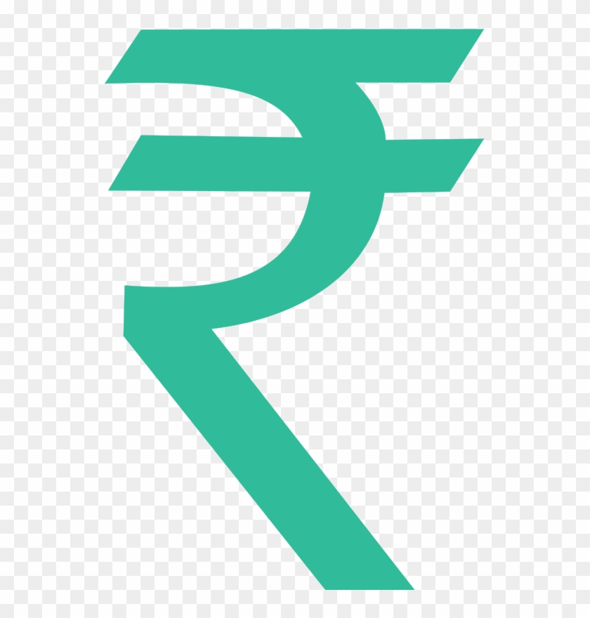 Rupees Clipart - Rupees Symbol Png #377139