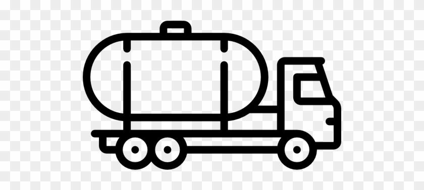 Tank Truck Free Icon - Tank Truck Logo #377638