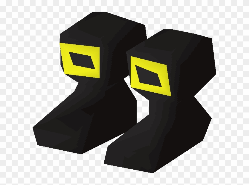 Pirate Boots - Old School Runescape - Free Transparent PNG