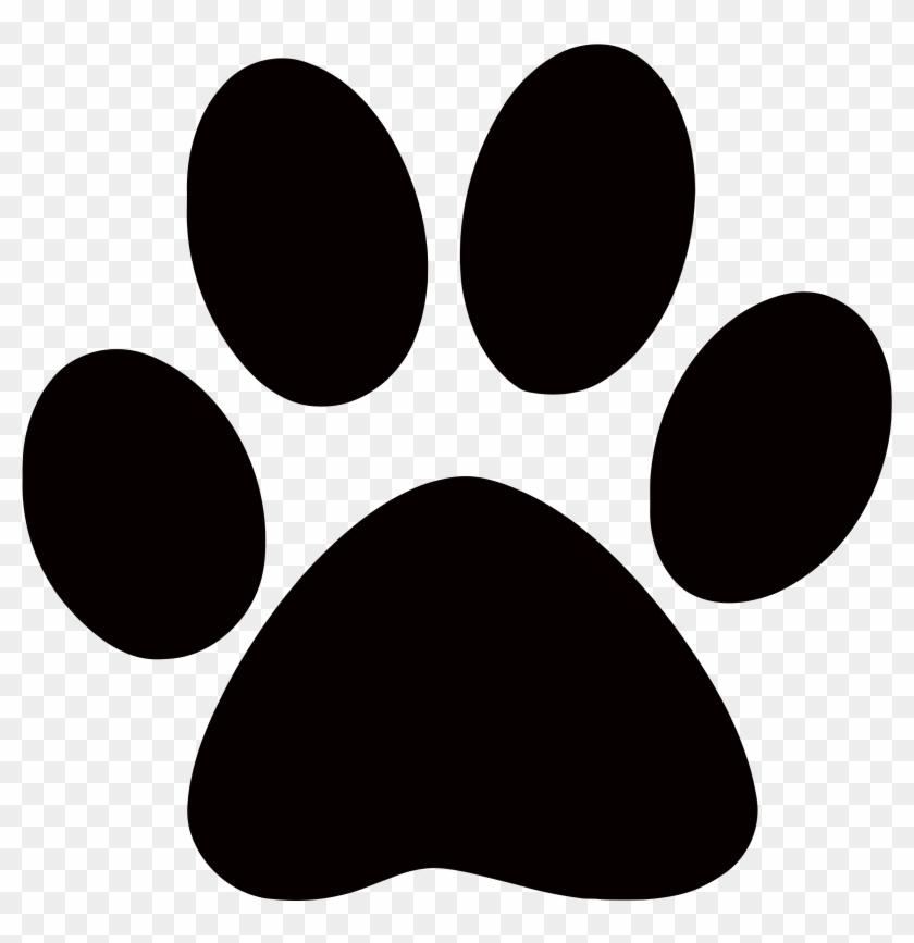 cougar paw print clip art clipart best dog paw transparent rh clipartmax com paws clip art black and white paw clip art free