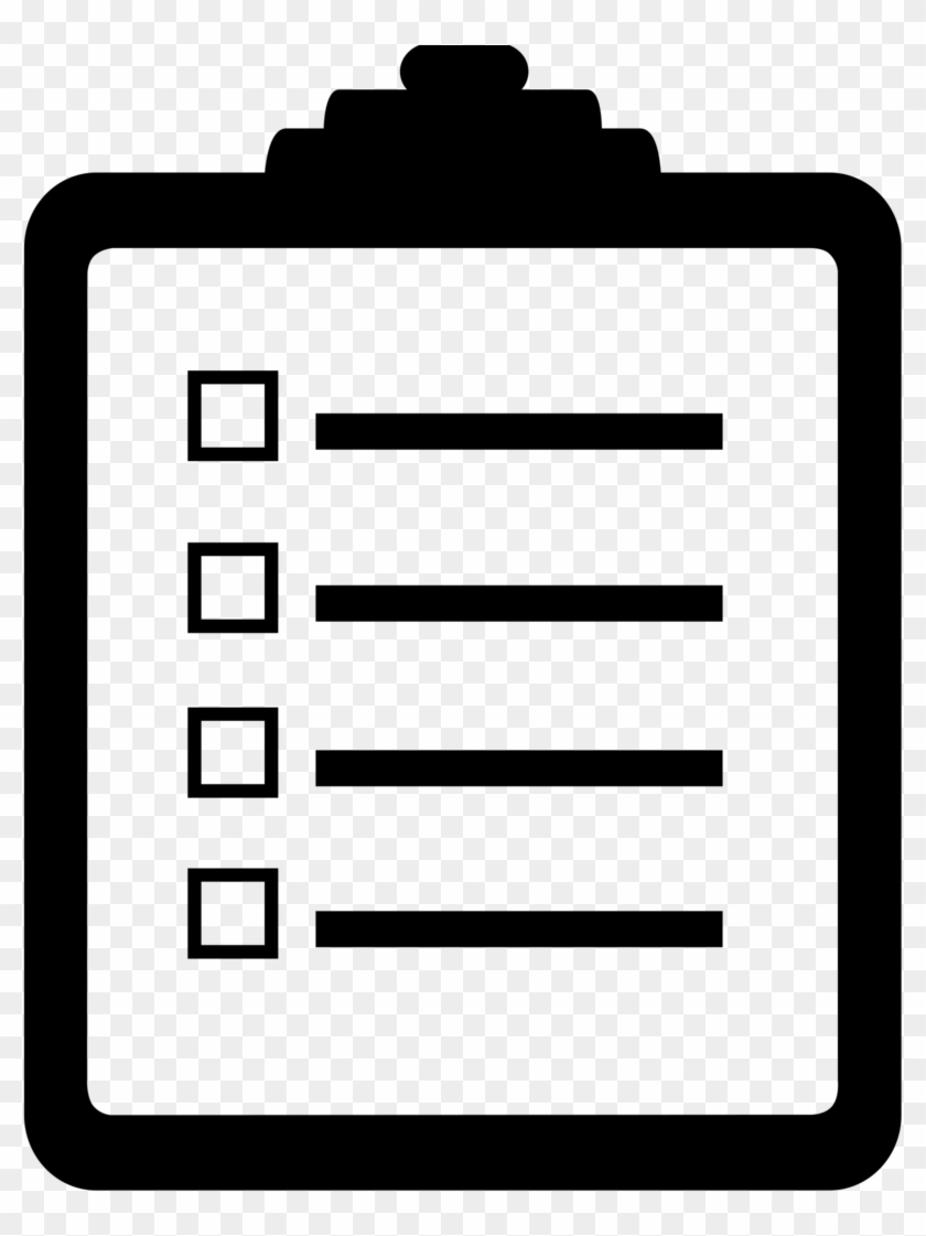 week 1 learning checklist checklist icon black and white 379068