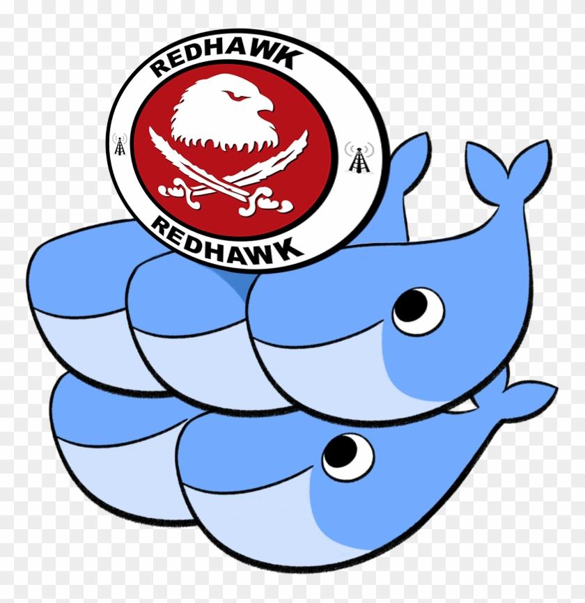 Docker Redhawk Swarm - Docker Swarm Png - Free Transparent