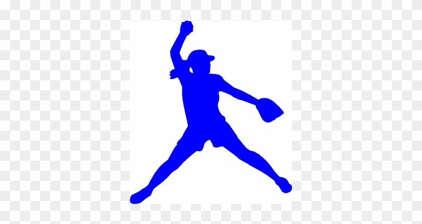 fastpitch softball pitcher silhouette softball silhouette free