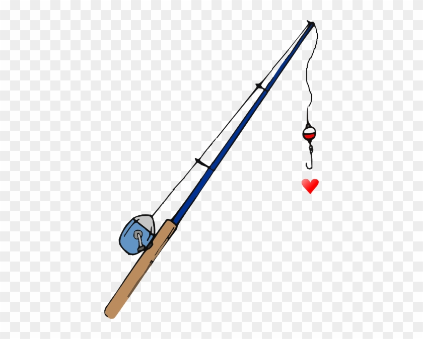 Clipart Info - Fishing Pole Clipart #379622