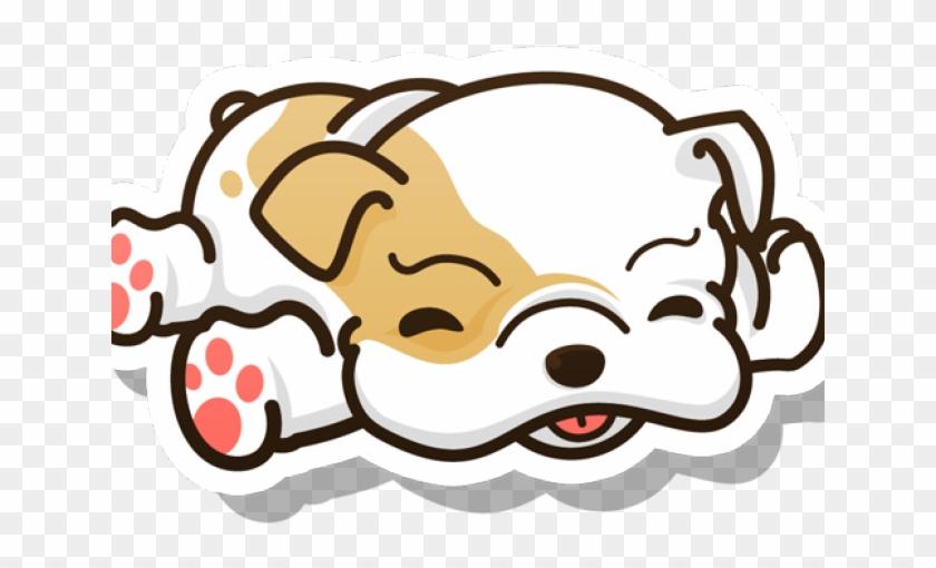 English Bulldog Clipart Kawaii Funny Puppies Free Transparent Png Clipart Images Download