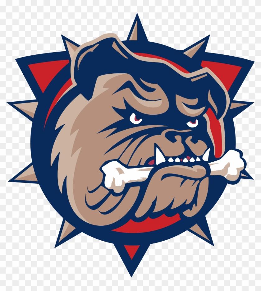 Hamilton Bulldogs Logo Png Transparent - Hamilton Bulldogs Logo #380040