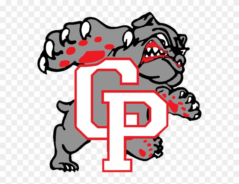 Bulldog Logo - Crown Point High School Logo #380147