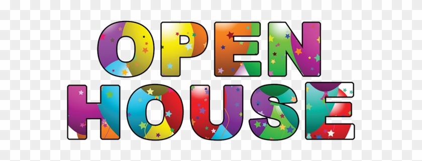 Fall Parent Open House - Open House Clip Art Free #380398