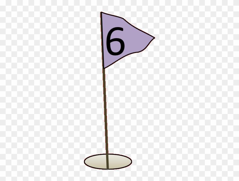 Hole - Golf Hole Flag 6 #380693