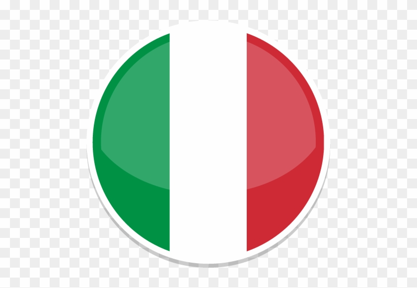 Italy Icon - Italian Flag Icon Png - Free Transparent PNG