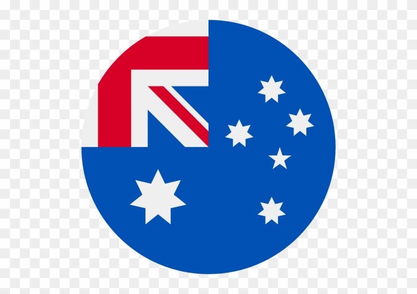Australia Image - Australia Flag Icon Png #381859