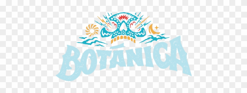 Botanica Music Festival Saturday March 3, 2018 10 Am - Botanica Music Festival Logo #381877