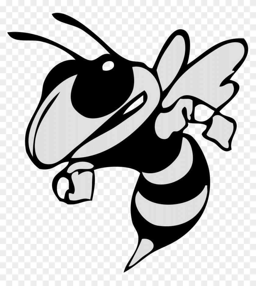Hornet Clip Art - Georgia Tech Yellow Jackets #381929