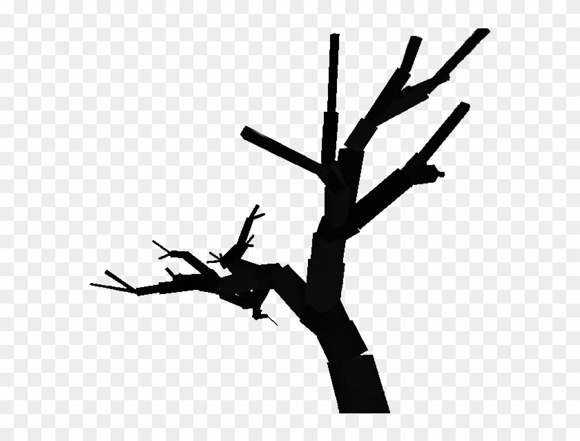 Spook Tree - Lumber Tycoon 2 Tree - Free Transparent PNG