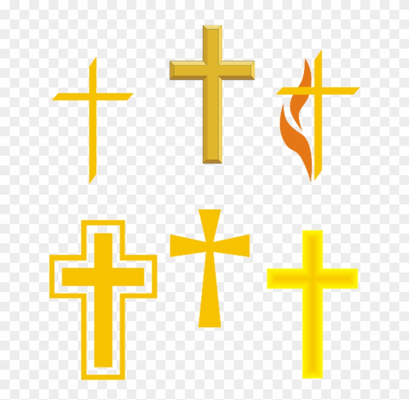Images Of The Christian Cross Christianity Symbols Of The Church