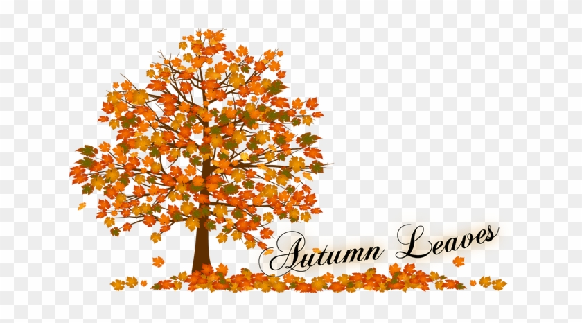 Autumn Tree Clip Art Fall Leaves Clip Art Free Transparent Png Clipart Images Download