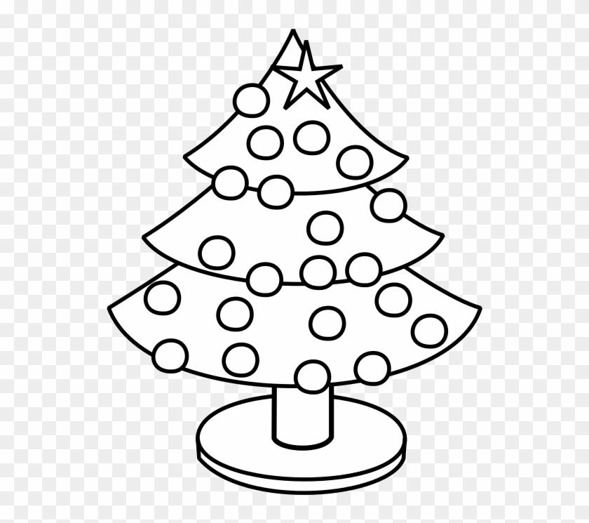 Christmas Related Drawings Fun For Christmas - Christmas Tree Coloring #382624