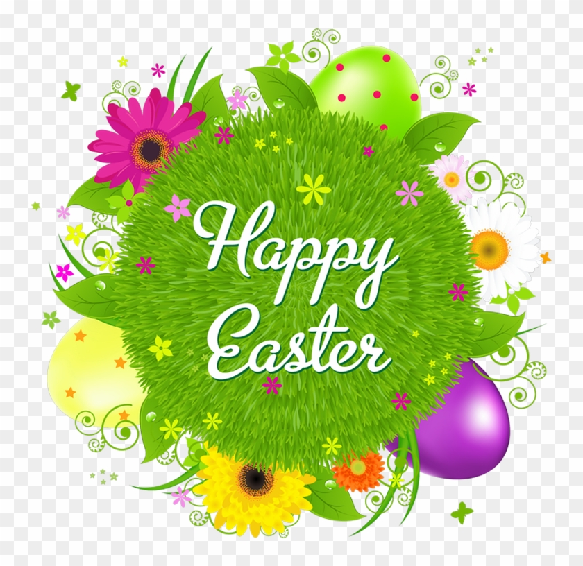 Happy Easter Transparent Decor Png Clipart Picture - Happy Easter Images 2018 #382727