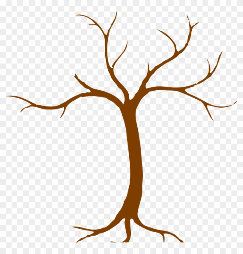 Bare Tree Clipart Bare Tree Trunk Clipart Clipart Free Tree