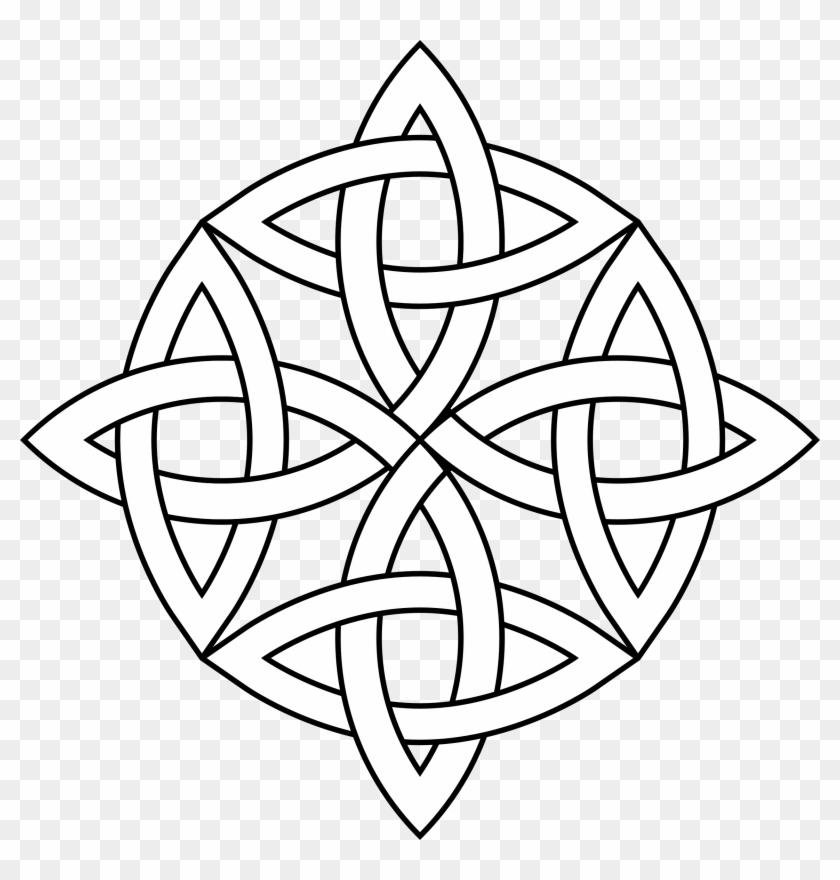 Images of Simple Celtic Knot - #rock-cafe