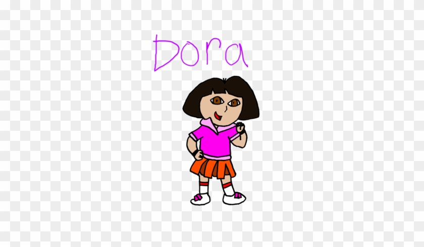 Dora The Explorer Wallpaper Probably With Anime Entitled - Wallpaper #383161