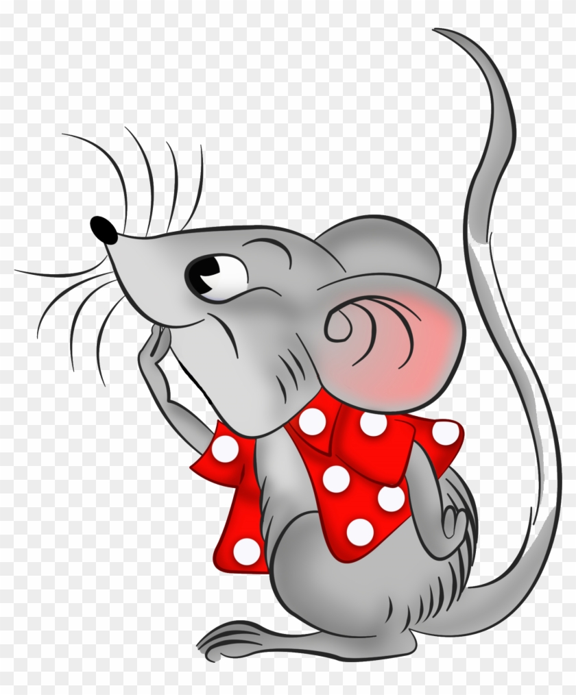 Crafts - Funny Mouse Clipart #383624
