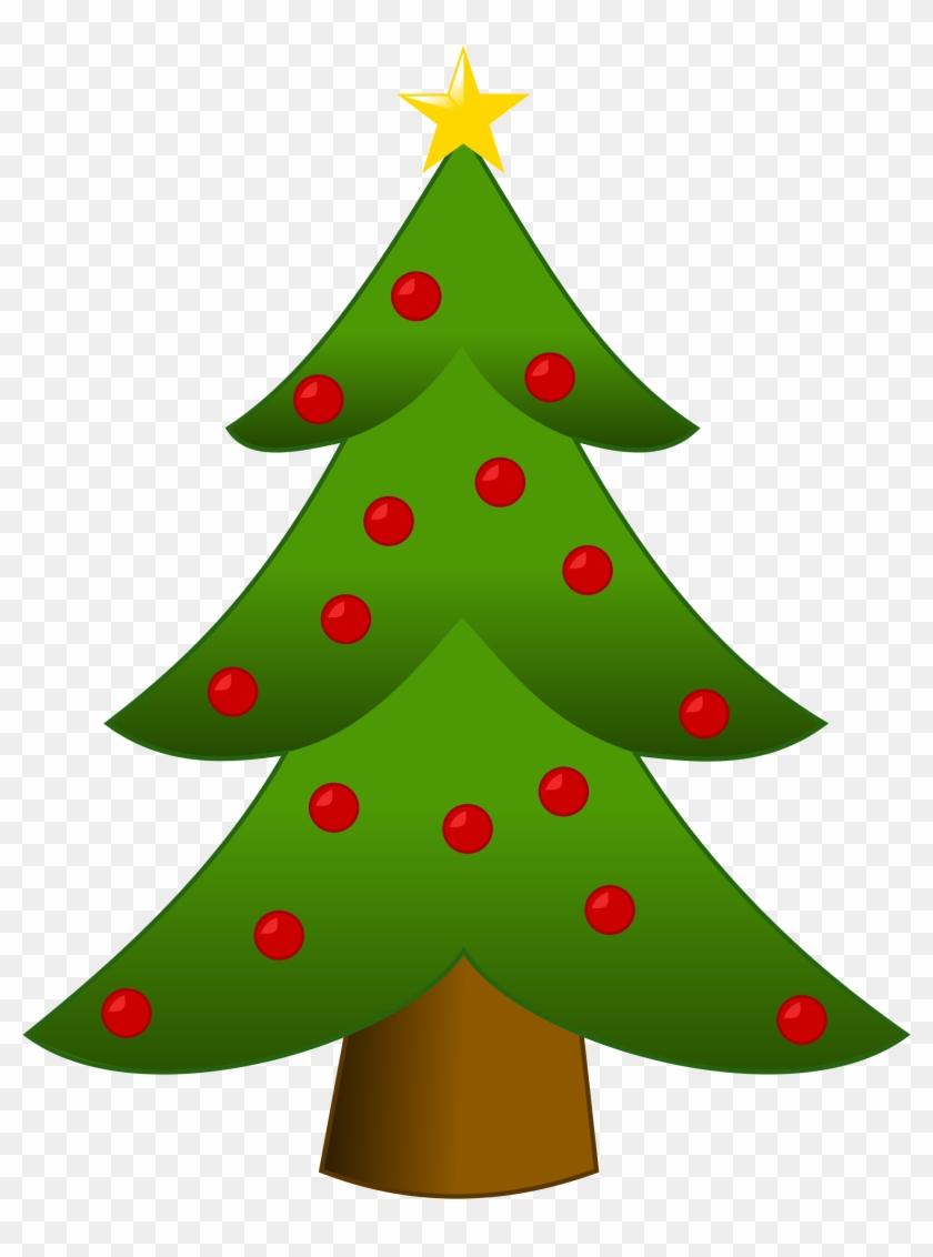 christmas tree clipart 25 cute christmas tree drawing