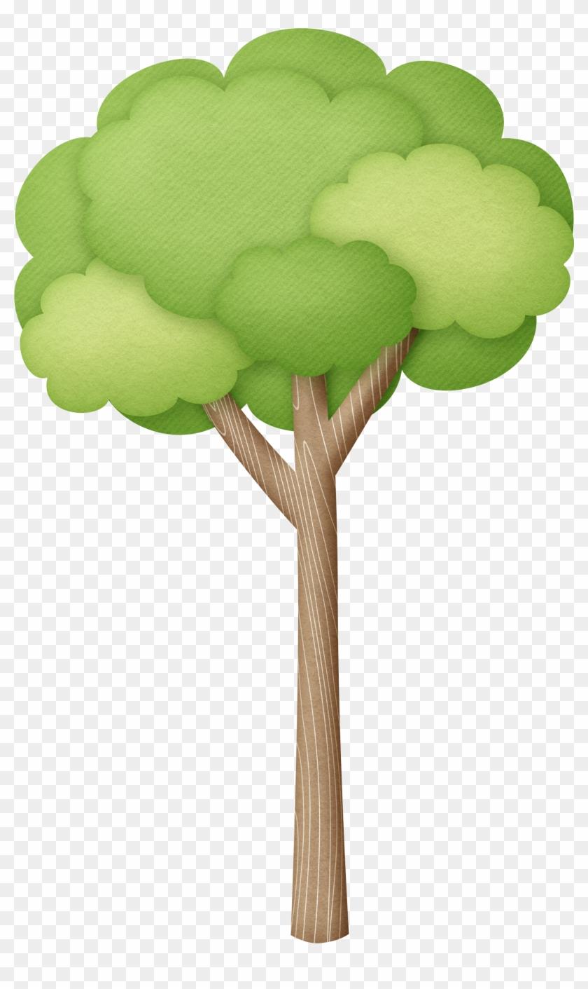 Scrap Festa Escolas Jardim Encantado Desenho De Trees Clipart