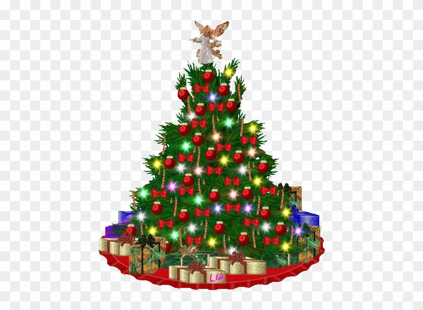 Christmas Lights Christmas Tree Clip Art Christmas Lights