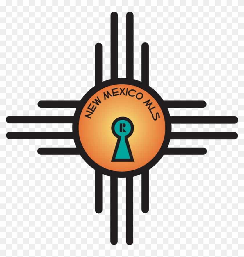 New Mexico Mls - Native American Sun Sign #384263