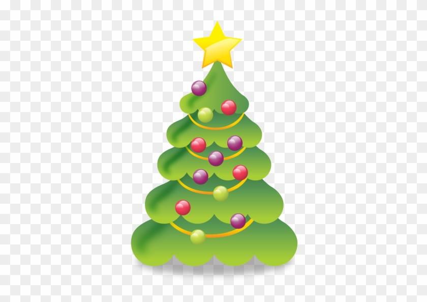 Image - Christmas Tree Desktop Icon #384316