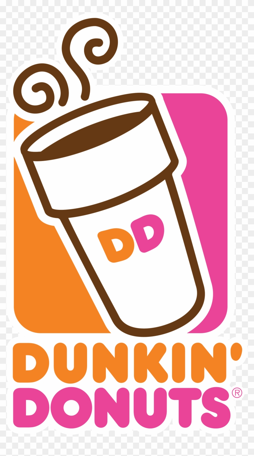 Dunkin Donuts Clip Art - Dunkin Donuts #384389