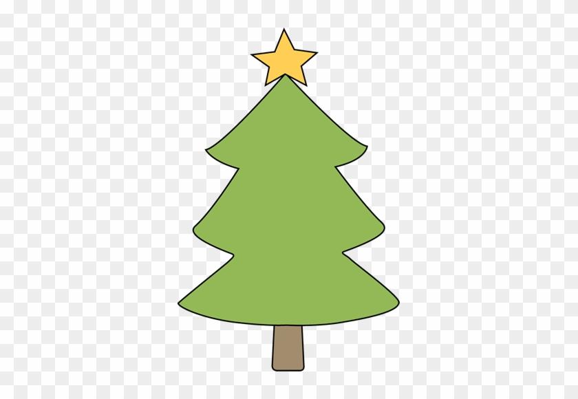 Green christmas tree template free transparent png clipart images green christmas tree template maxwellsz