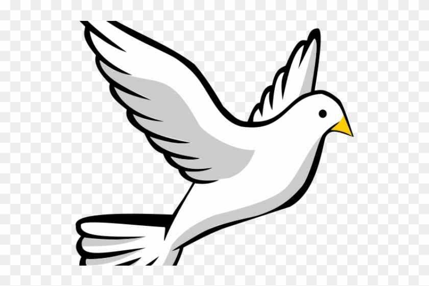 Doves Cliparts Funeral - Get To Know The Holy Spirit #384524