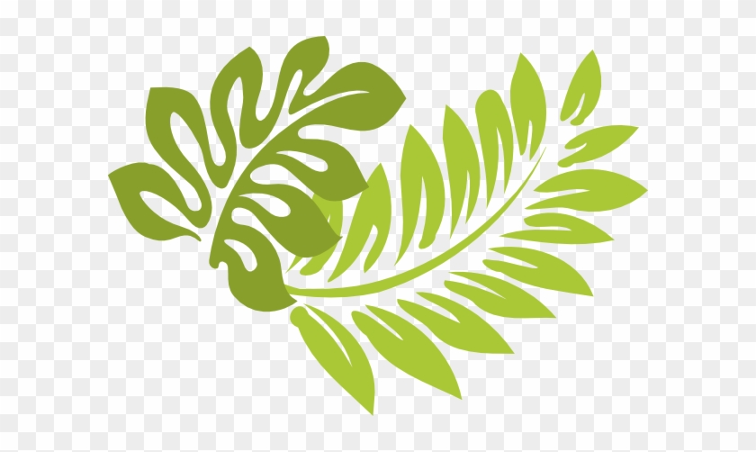 Fascinating Images, Z/2010162098 - Tropical Leaves Clip Art #385004