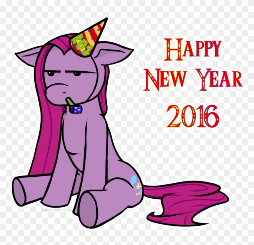 underwoodart grumpy hat new year party blower cartoon new year