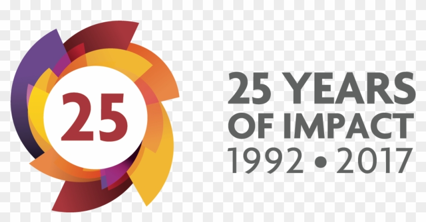 Mi Celebrates 25 Years Of Impact - 25 Years Logo Png #385568