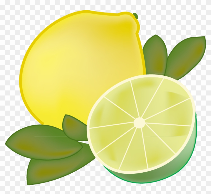 Lemon Lime By Leogal On Deviantart - Lemon Lime Clipart #385631
